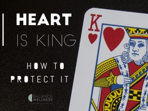 Heart is King in Chinese Medicine